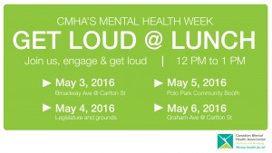 Get Loud at Lunch