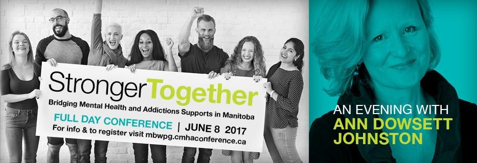 Register now! StrongerTogether Conference June 8, 2017