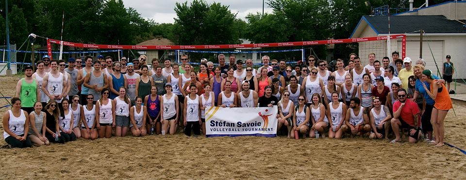 Stefan Savoie Memorial Beach Volleyball Tournament
