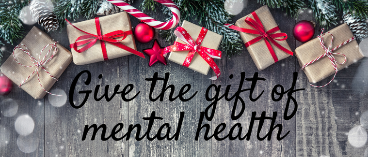 "CMHA Launches ""Give the Gift of Mental Health"" Campaign"