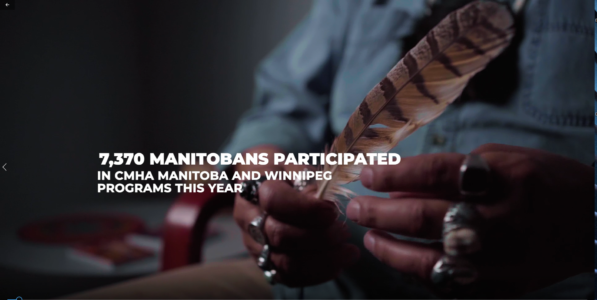CMHA Manitoba and Winnipeg Impact Video 2020