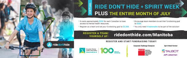 Ride Don't Hide 2021 – Brandon's Blog
